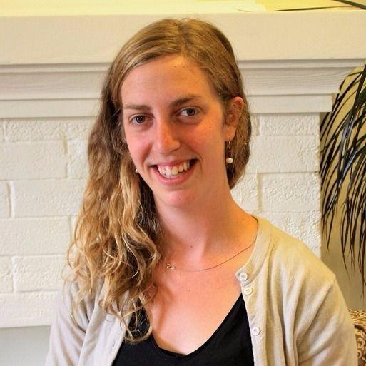 Sarah Fischer, Resident Services Coordinator