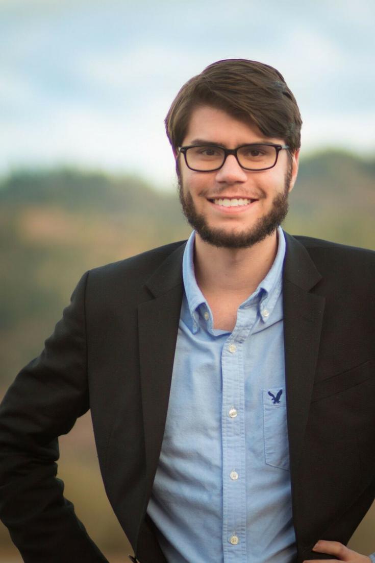Nate Hansen, Marketing & Operations Coordinator