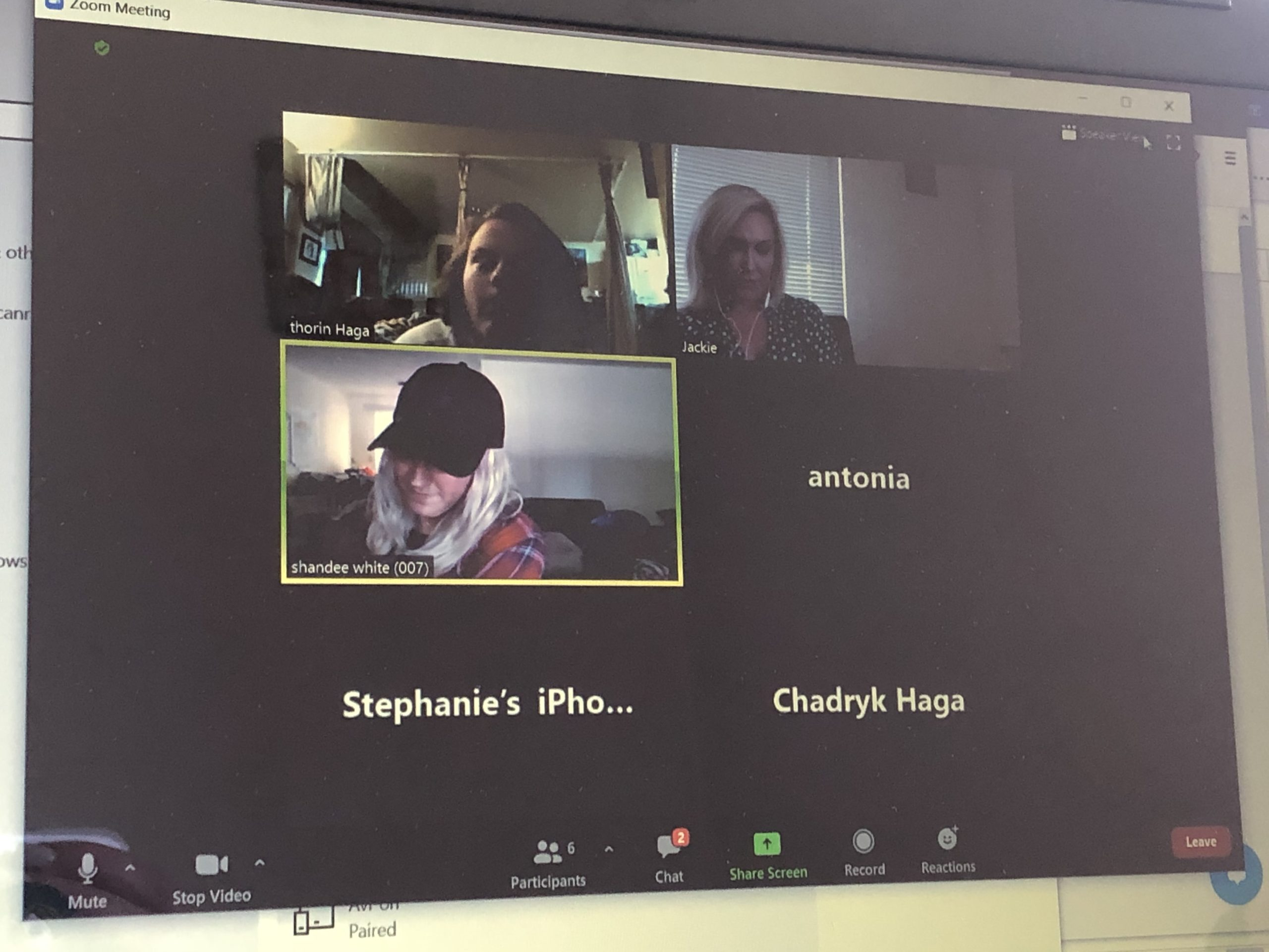 Staying Connected Virtually During Covid-19