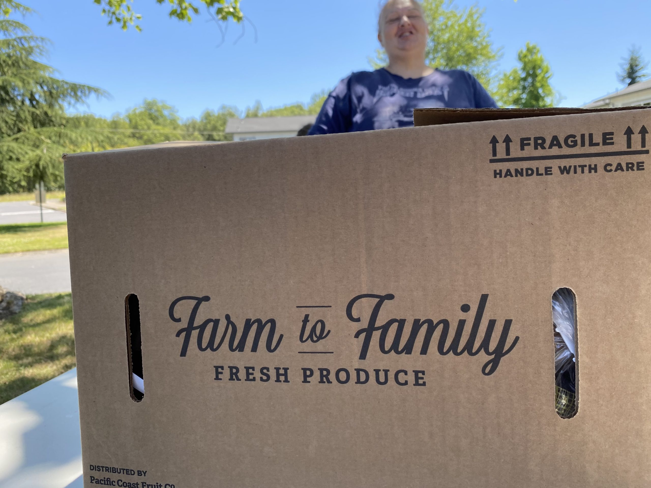 Connecting Families To Healthy Food During Covid-19