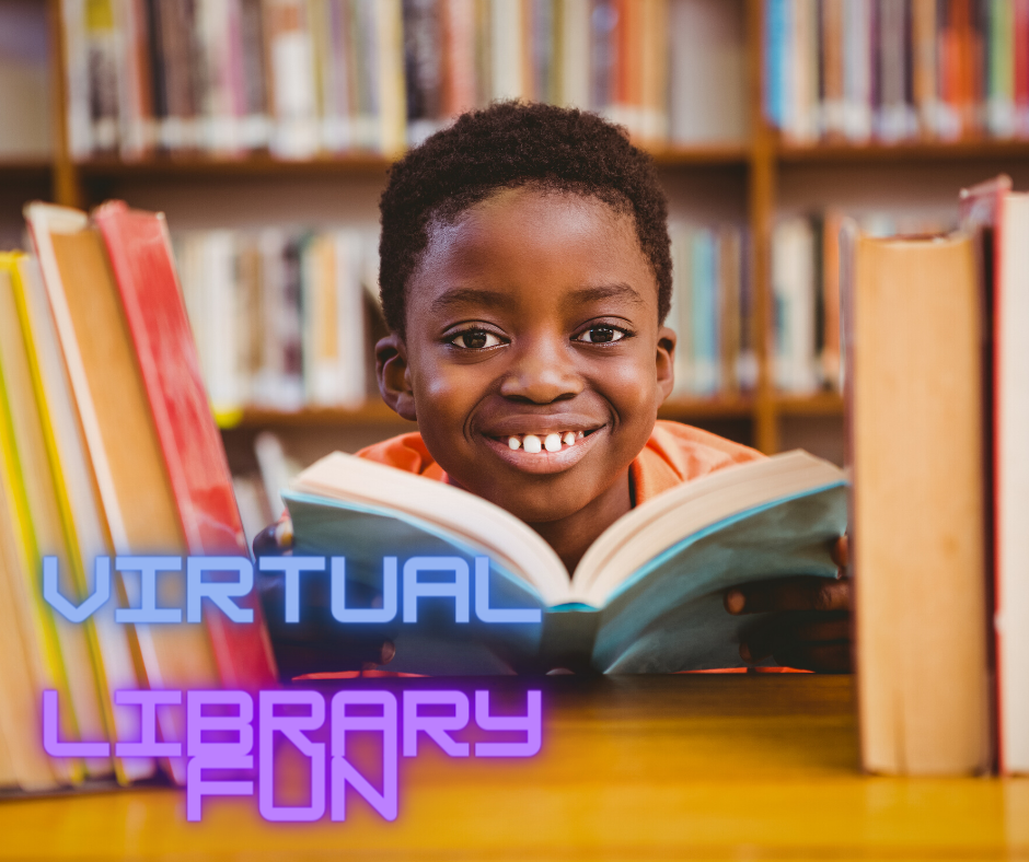 Virtual Library Fun For Kids!