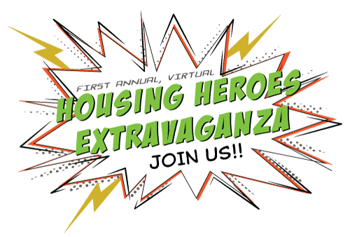 join our housing heroes awards dinner